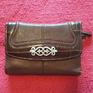 Brighton wallet with detachable strap